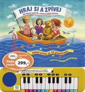 Hraj si a zpívej cena od 239 Kč