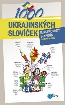 1000 ukrajinských slovíček cena od 131 Kč