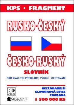 Veronika Mistrová: Rusko-český a česko-ruský slovník PVC cena od 128 Kč