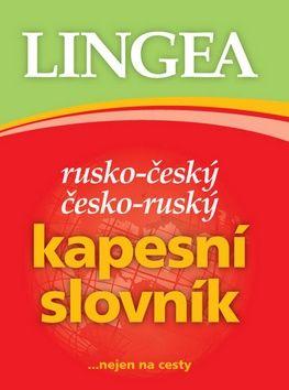 Rusko-český česko-ruský kapesní slovník cena od 116 Kč