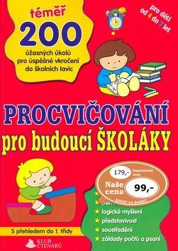 Procvičování pro budoucí školáky cena od 64 Kč