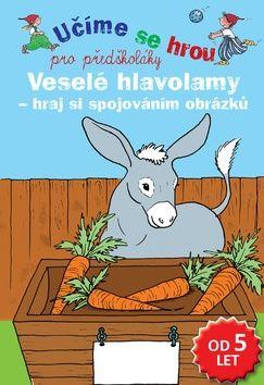 Katrin Merle: Učíme se hrou pro předškoláky - Veselé hlavolamy cena od 30 Kč
