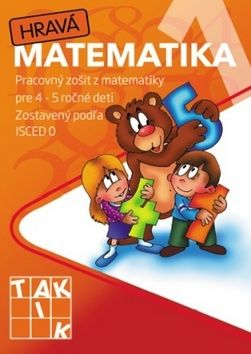 Hravá matematika 1 cena od 58 Kč