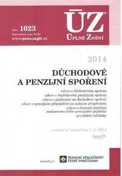 ÚZ 1023 Důchodové a penzijní spoření cena od 78 Kč