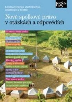 Kateřina Ronovská: Nové spolkové právo v otázkách a odpovědích cena od 261 Kč