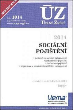 ÚZ 1014 Sociální pojištění 2014 cena od 0 Kč