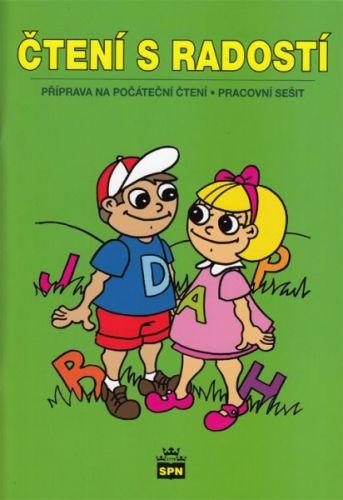 Bahnerová Alexandra: Čtení s radostí - Příprava na počáteční čtení cena od 57 Kč