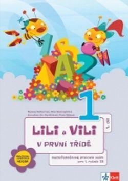 Lili a Vili 1 v první třídě A-S metoda cena od 208 Kč