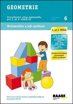 Geometrie - Pracovní sešit 6 cena od 40 Kč