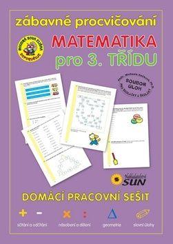 Bečková Michaela PhDr.: Matematika 3. třída PS - Zábavné procvičování cena od 78 Kč