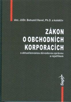 Kateřina Smolíková: Zákon o obchodních korporacích cena od 289 Kč