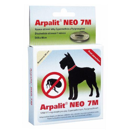 Aveflor Arpalit Neo 7M obojek antiparazitární 66 cm