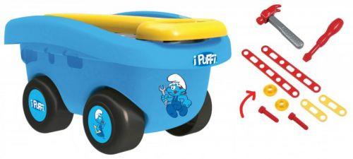 FARO Vozík s nářadím Šmoulové
