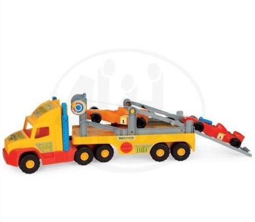 Wader Super Truck s formuli 1