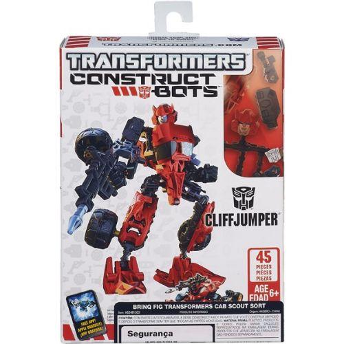 Hasbro Transformers construct bots základní cena od 127 Kč