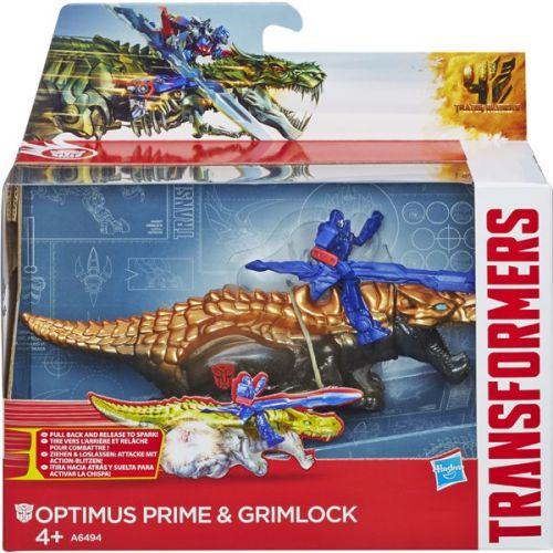 Hasbro Transformers 4 Transformeři na zvířatech  cena od 339 Kč