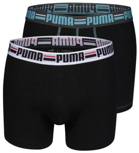 Puma Black Black Long boxerky
