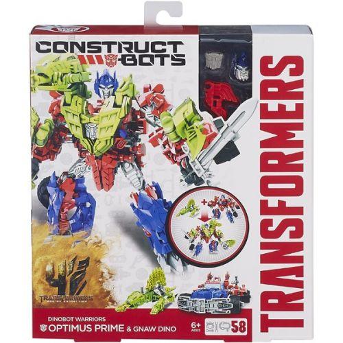 Hasbro Transformers 4 construct bost Transformer se zvířetem cena od 242 Kč