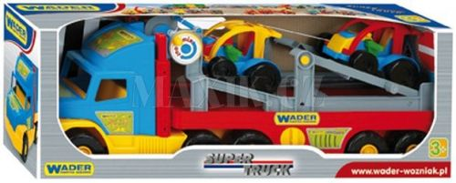 Wader Super Truck s buggy cena od 592 Kč