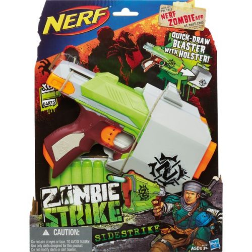 Hasbro NERF Zombie pistole cena od 451 Kč