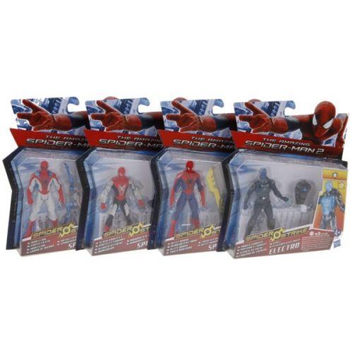 Hasbro Spiderman figurka se speciálními akčními doplňky  cena od 245 Kč