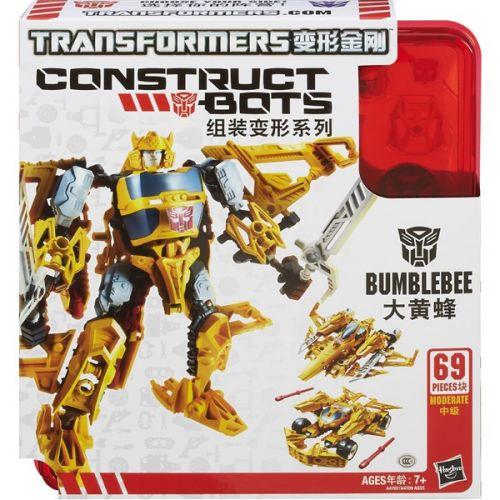 Hasbro Transformers construct bots se 3 režimy cena od 299 Kč