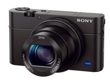 Sony CyberShot DSC-RX100 III cena od 17267 Kč