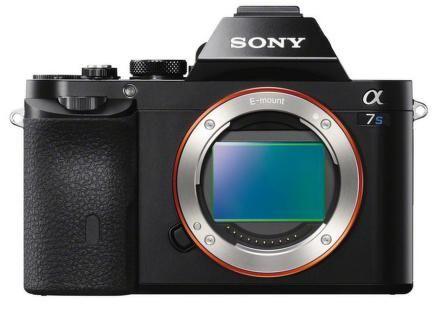 Sony Alpha A7S cena od 58235 Kč