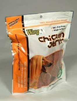 YANTAI China Pet Foods Wanpy Dog Jerky Chicken 100 g