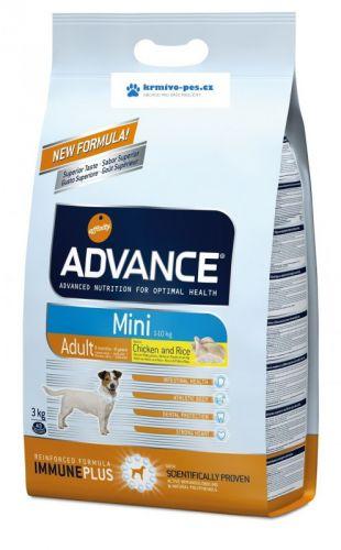 ADVANCE MINI ADULT 7,5 kg