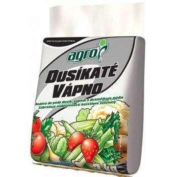 AGRO Dusíkaté vápno 3 kg