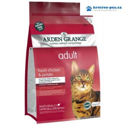 Arden Grange Cat Light Chicken&Potato 2 kg