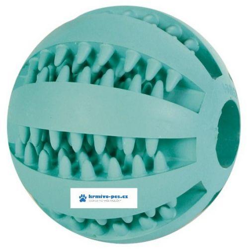 Trixie Dentální míček s mátou 5 cm