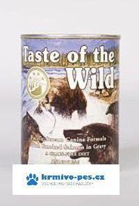 Taste of the Wild Pacific Stream konzerva 375 g