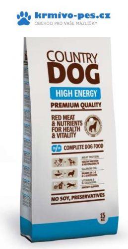 TENESCO Country Dog Energy 15 kg
