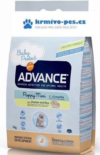ADVANCE MAXI PUPPY 15 kg