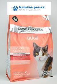 Arden Grange Cat Adult Salmon&Potato 2 kg