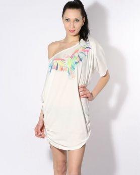 fb5bc152f Roxy So Free Dress ivory coast šaty - Srovname.cz