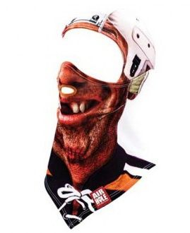 AirHole Balaclava Defenceman maska