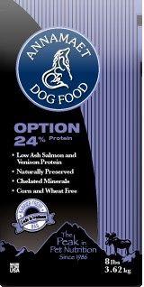 Annamaet Petfoods OPTION 24% 13,61 kg