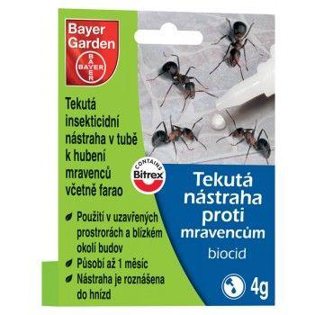 BAYER GARDEN Tekutá nástraha proti mravencům 4 g