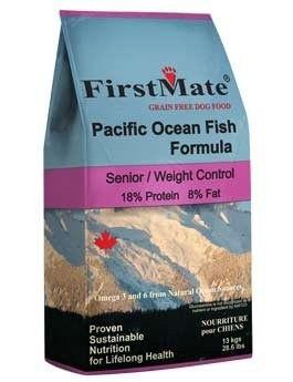 FirstMate Dog Pacific Ocean Fish Senior 6,6 kg