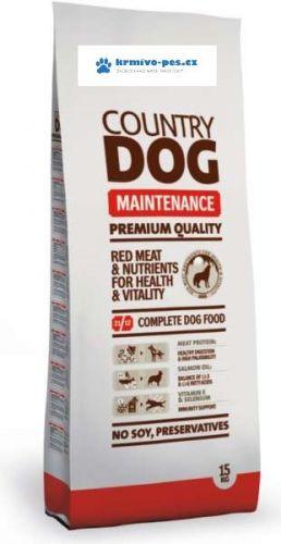TENESCO Country Dog Maintenance 15 kg