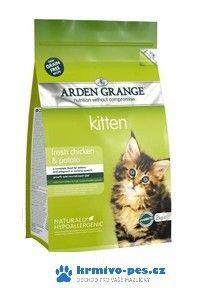 Arden Grange Cat Kitten Chicken&Potato 400 g