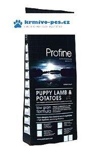 PROFINE PUPPY LAMB 15 kg