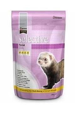 SUPREME Petfoods Selective Ferret fretka 2 kg