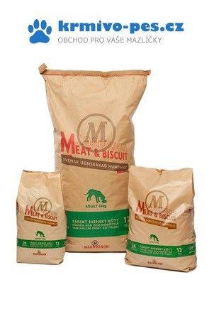 MAGNUSSON Meat Biscuit Adult 4,5 kg