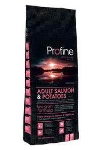 PROFINE ADULT SALMON Potatoes 15 kg