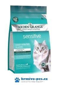 Arden Grange Cat Sensitiv Ocean Fish&Potato 400 g