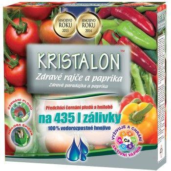 AGRO CS Kristalon Zdravé rajče a paprika 0,5 kg